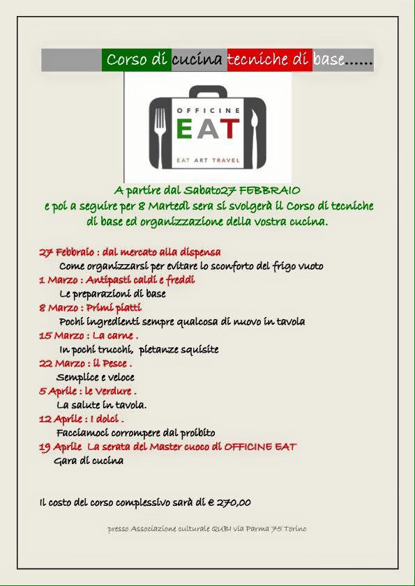 corsi di cucina - qubi - tecniche di base - Corsi Cucina Parma