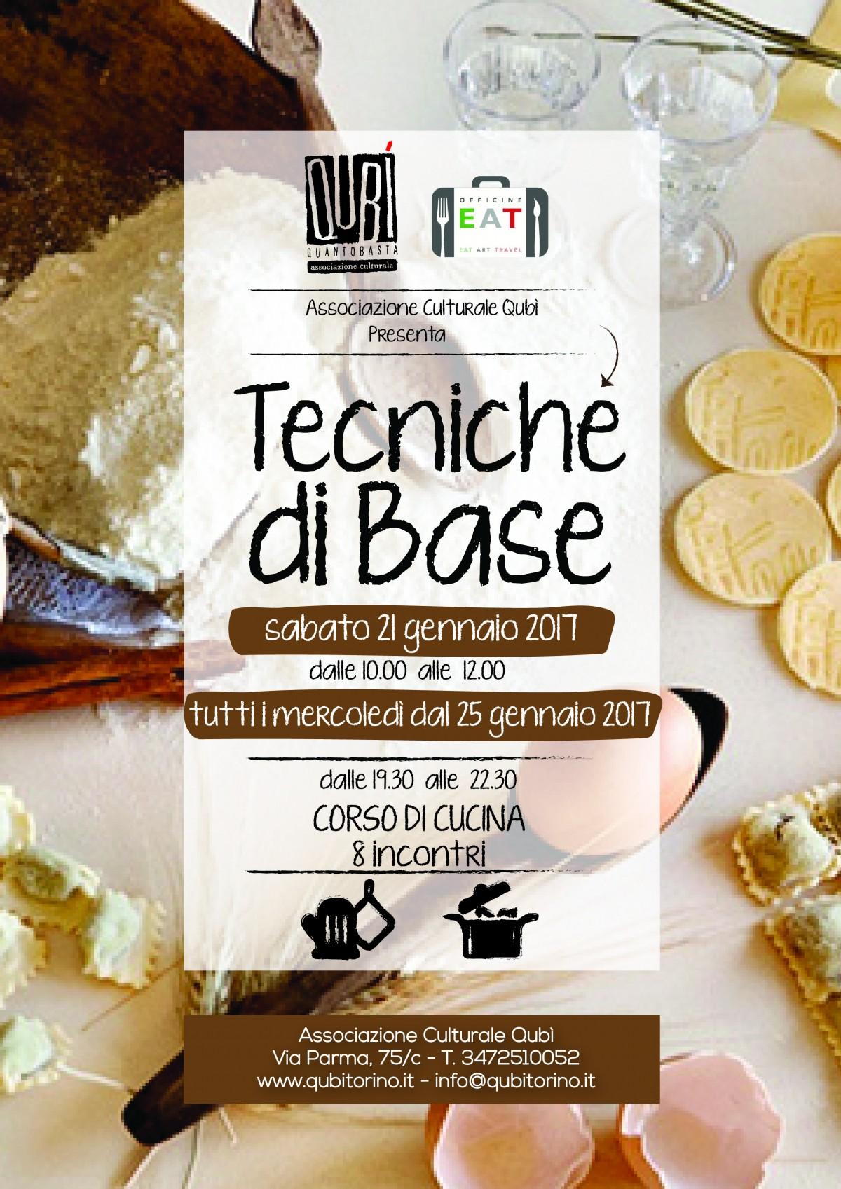 TECNICHE DI BASE 2017-01